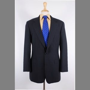 Brooks Brothers 41L Gray Sport Coat Y097